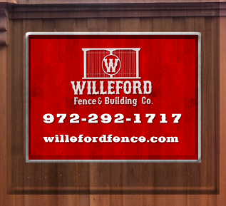 Willeford Fence & Building